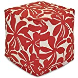 Majestic Home Goods Red Plantation Indoor/Outdoor