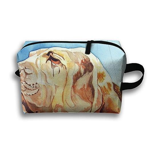 Amazon.com: Storage Bag Travel Pouch Dachshund Purse ...