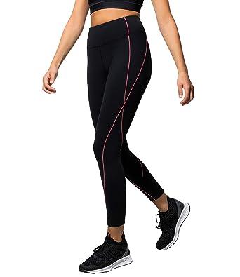 Kasheer - Legging de sport - Femme Noir Noir - Noir - 38 40  Amazon.fr   Vêtements et accessoires cc0e0c9c697