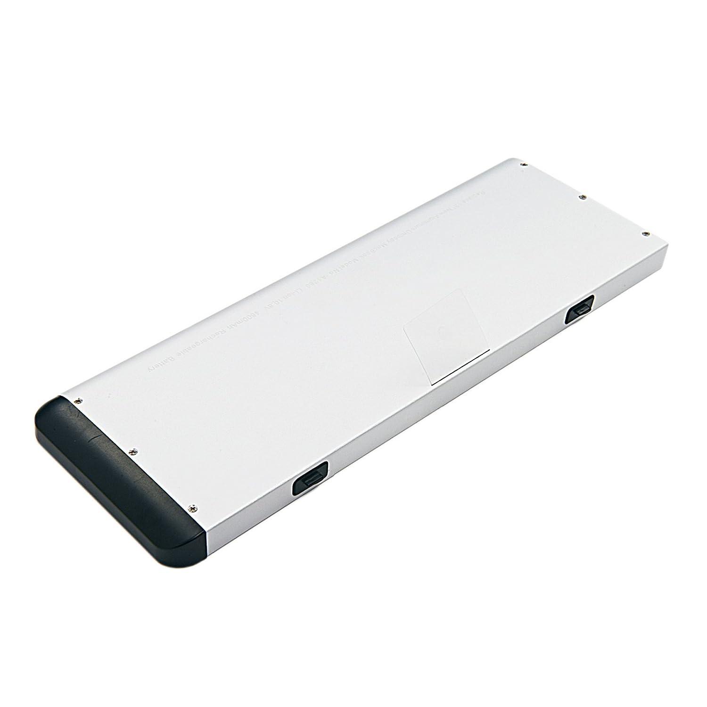 BLESYS - 10.8V 55Wh de Apple A1280, MB771, MB771 * / A, MB771J / A, MB771LL / A batería del ordenador portátil del reemplazo para MacBook de 13 pulgadas ...