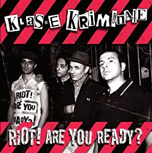 Riot!  Are You Ready? [Vinyl]