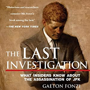 The Last Investigation Audiobook