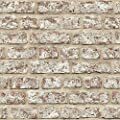 Arthouse, Realistic Brick Wallpaper, Rustic