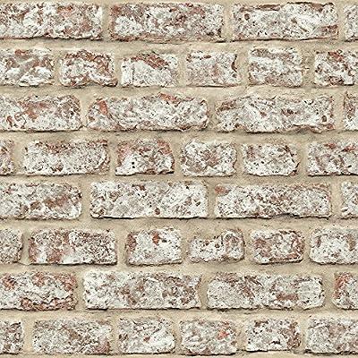 Arthouse, Realistic Brick Wallpaper, Rustic