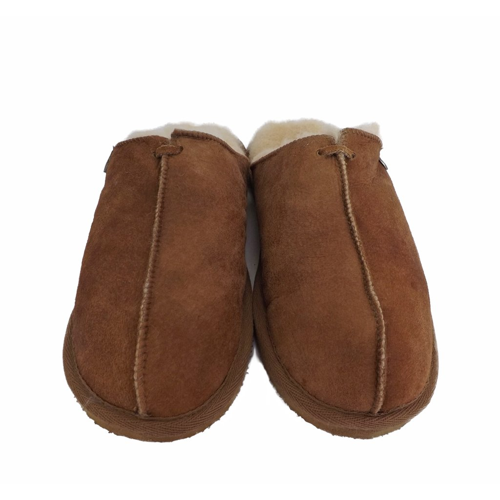 Shepherd Woman Slipper Karla Antique Cognac q5KGeFbI