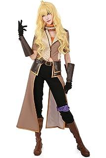 53afab088 Amazon.com: XOMO RWBY Cosplay Cinder Fall Antagonists Cinder's ...