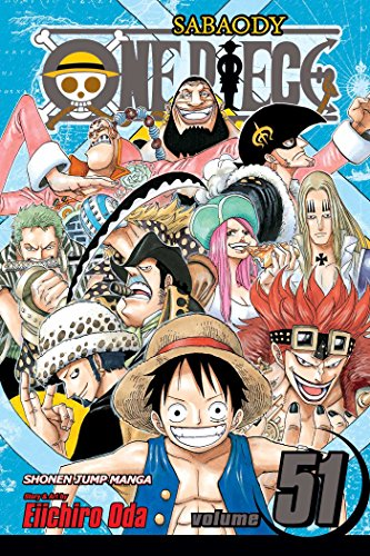 one piece chapter 1 - 6