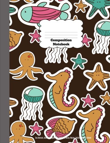 : Sea Animals, Seastar, Octopus, Fish, Seahorse, Ocean, Marine, Jellyfish, Back To School ()