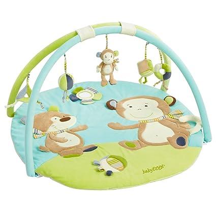 Babysun Tapis D Eveil Koala Rouliboules Vert Clair Amazon Fr Bebes