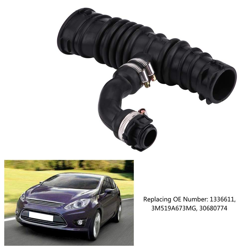 Nosii Air Filter Intake Flow Hose Pipe Clip for Ford Focus Volvo 1336611 3M519A673MG 30680774