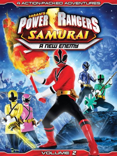 Power Rangers Samurai  A New Enemy  Vol  2