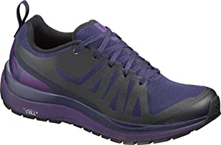 Salomon Women's Odyssey Pro Hiking Shoes Evening Blue/Astral Aura/Acai 7 L39360800
