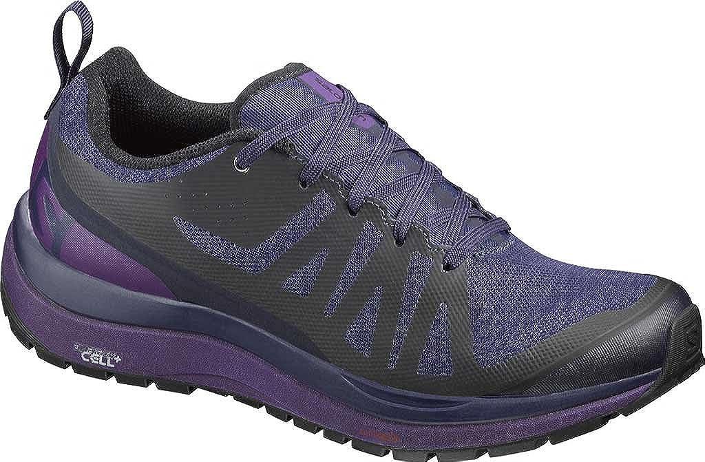 Salomon Women's Odyssey Pro Hiking Shoes Evening Blue