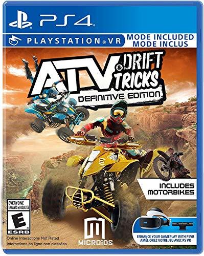 ATV Drift & Tricks Definitive Edition - PlayStation 4