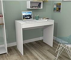 Escrivaninha com 1 Gaveta Office Plus Appunto - Branco