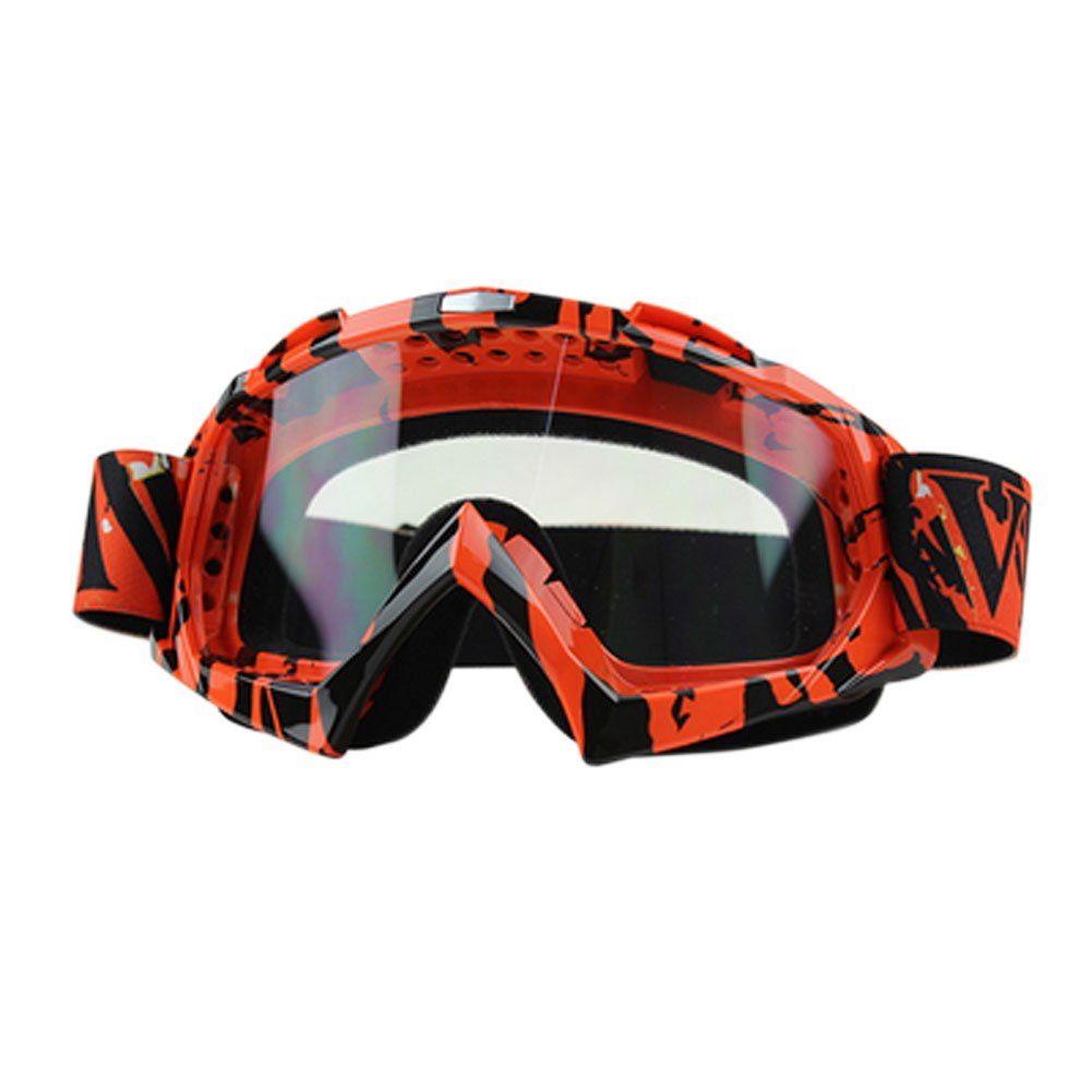 X Shop Adjustable Windproof Motorcycle Snowmobile Ski Goggles [Colored]