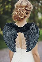 AISHN Angel Wings Feather Cosplay Halloween Party Costumes