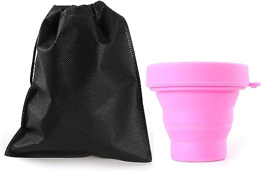 EudoER 1 Pieza Plegable Esterilizador De Copa Menstrual ...