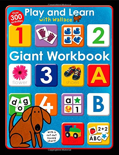 Download Play and Learn with Wallace: Giant Workbook pdf
