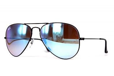 Amazon.com: Ray-Ban RB3025 Aviator - lentes de sol: Clothing