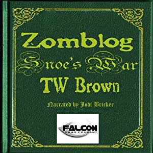 Zomblog Audiobook