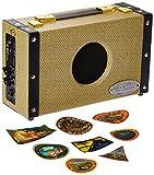 Luna Guitars JB-AG5-KIT-1 Luna AG5 Acoustic Guitar Suitcase Amp Kit