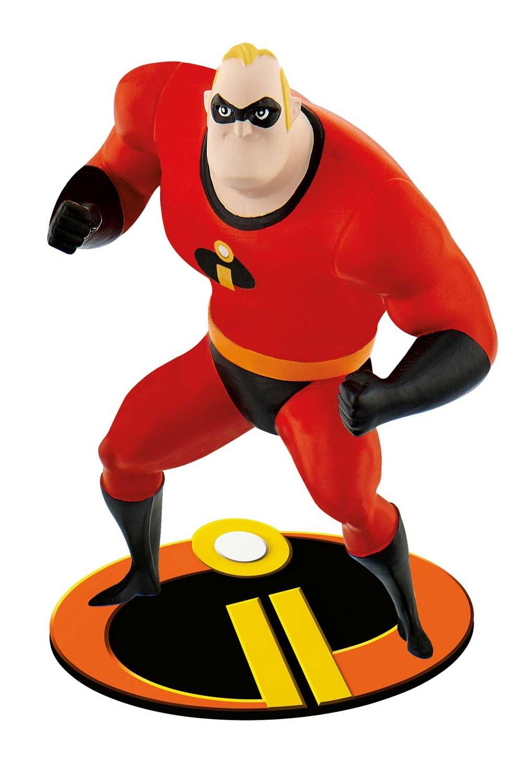Amazon.com: Bullyland Incredibles 2 Gift Box with 2 Figures Hellen & Bob 9 cm Mini: Toys & Games
