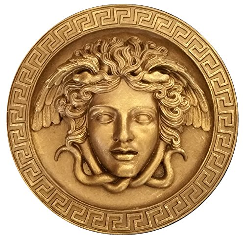 History Medusa Versace Rondanini Bust design Gorgon Artifact Carved Sculpture Statue 8