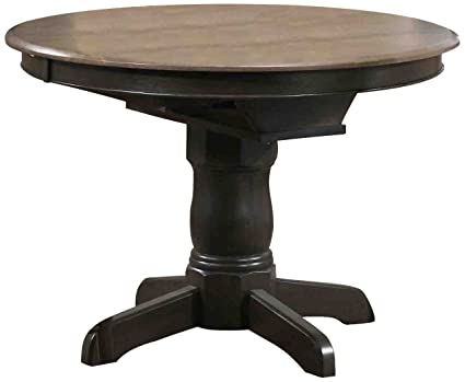 Amazoncom Iconic Furniture Round Dining Table 42 X 42 X 60