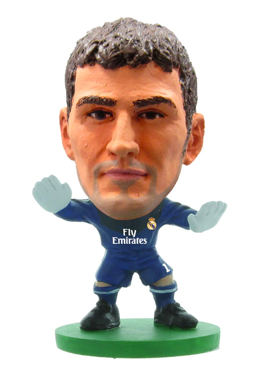 IMPS - Figura Soccerstarz Real Madrid - Casillas Import Europe 75614