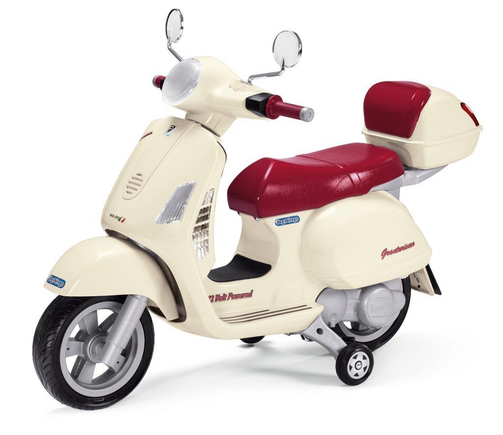 Moto elettrica per bambini Vespa Pet Perego