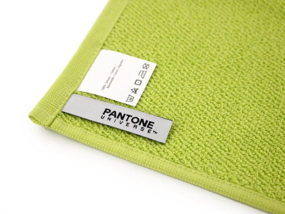 licenziatario Zucchi SET asciugamani 8 pezzi PANTONE Universe Var ORCHIDEA e LIMONE
