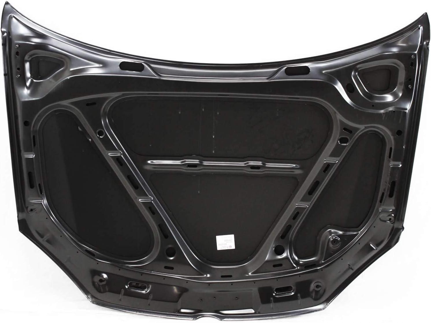 09 Sedan//Wagon Hood Compatible with Volkswagen JETTA 2005-2010 Steel 5th Gen