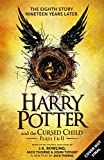 Harry Potter and the Cursed Child  -  Parts I & II (Special Rehearsal Edition) (print edition)