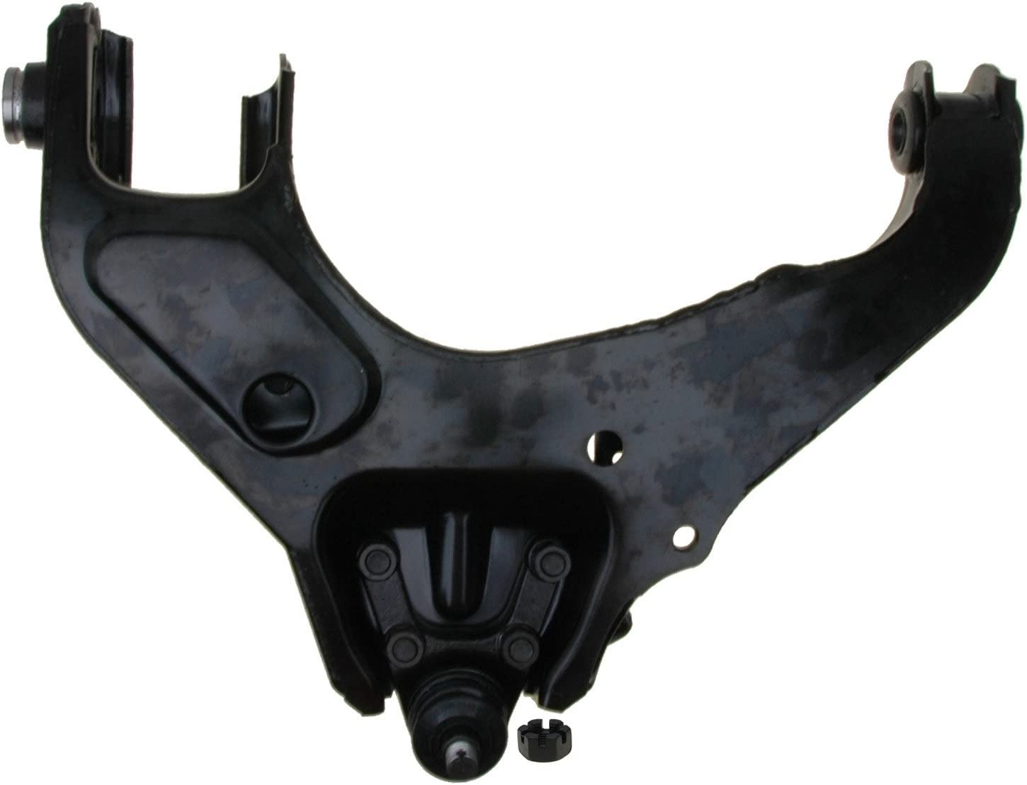 ACDelco 45D3085 Professional Front Driver Side Lower Suspension Control Arm and Ball Joint Assembly