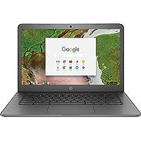 "2018 HP 14 Chromebook 14"" HD Touchscreen Widescreen Laptop Computer, Intel Celeron N3350 up to 2.4GHz, 4GB Memory, 32GB eMMC Flash Memory, 802.11ac, Bluetooth, USB-C 3.1, No Optical Drive, Chrome OS"