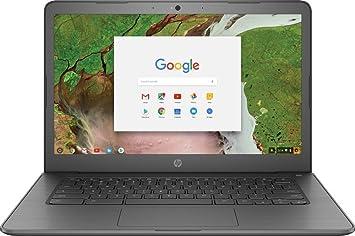 b0fd461469f14e 2018 HP 14 Chromebook 14 quot  HD Touchscreen Widescreen Laptop Computer,  Intel Celeron N3350 up