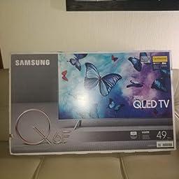Samsung QLED 2018 55Q6FN - Smart TV Plano de 55