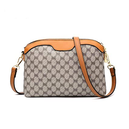 Amazon.com : QJKai Bolsas de Mujer Bolso cuadrado pequeño de ...