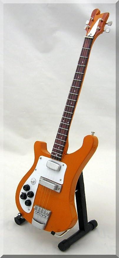 PAUL McCARTNEY Miniatura Guitarra BEATLES