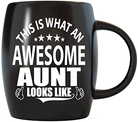 Mothers Day Gifts Best Aunt Ever This Is What An Awesome Aunt Looks Like Funny Christmas Birthday Novelty Gag Gift Idea From Niece Nephew Worlds