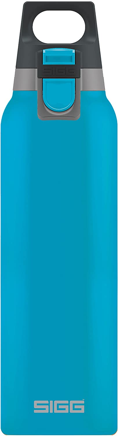 Sigg Hot and Cold, Vacuum-Insulated Thermo-Bottle, Stainless Steel, BPA Free, 0.75L, 1L SIGG Switzerland