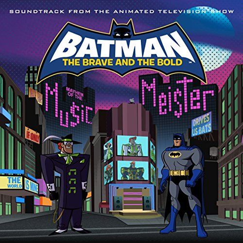 Batman: The Brave & The Bold (...