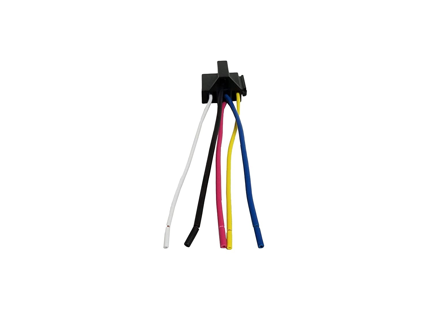 Accessory Power Automotive 10 Bass Rockers Single 12v 30 40 Amp 5 Pin Spdt Automotive Relay Wires Harness Socket
