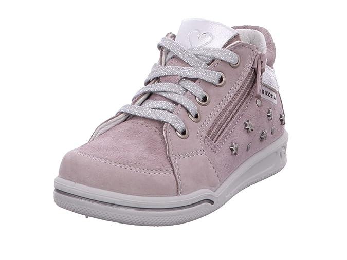 RICOSTA Mädchen Penny Hohe Sneaker: : Schuhe