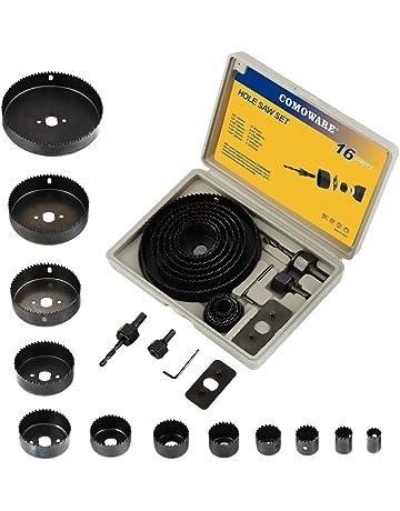 Amazon com: Hole Saws & Accessories: Tools & Home
