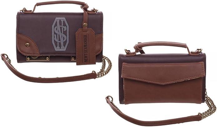 Fantastic Beasts Newt Scamander's Trunk Wallet Clutch