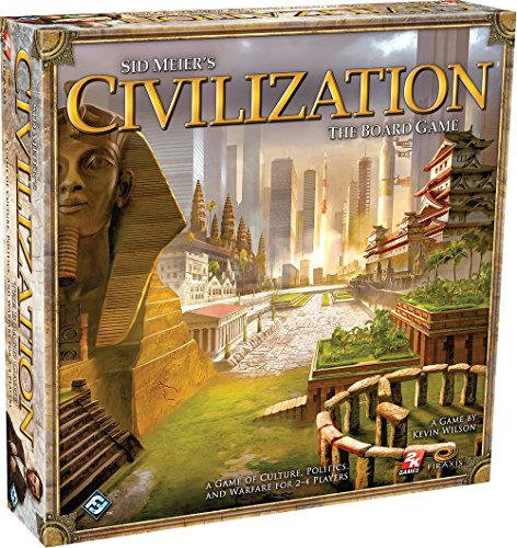 Civilization Board Game -