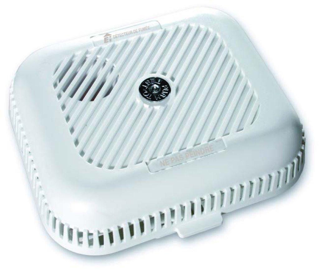 Détecteur de fumée Ei Electronics Ei105B-FR product image