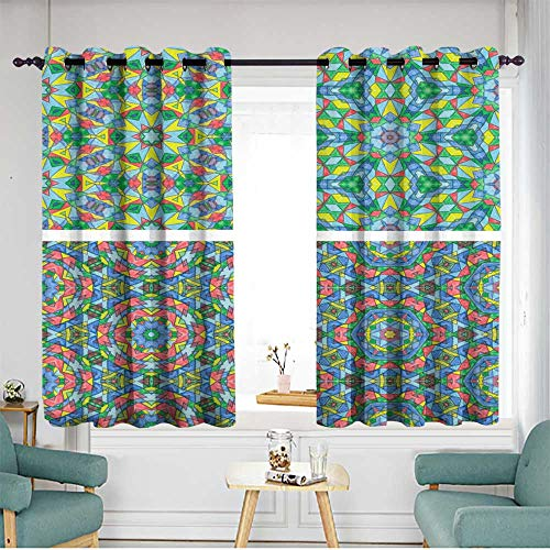 home1love Blackout Curtains W 63
